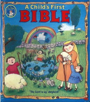 A Child'S First Bible (New Edition) (Baby's First)