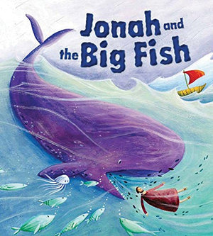 Jonah and the Big Fish (Bible Stories Old Testament)