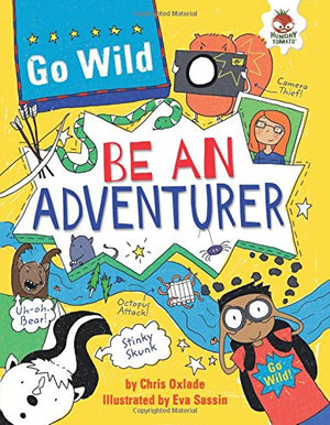 Be an Adventurer (Go Wild)
