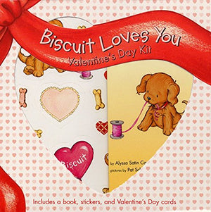 Biscuit Loves You Valentine's Day Kit