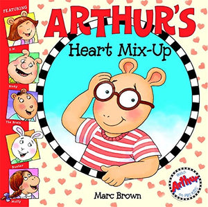 Arthur's Heart Mix-up (Turtleback School & Library Binding Edition) (Arthur Adventures (Pb))