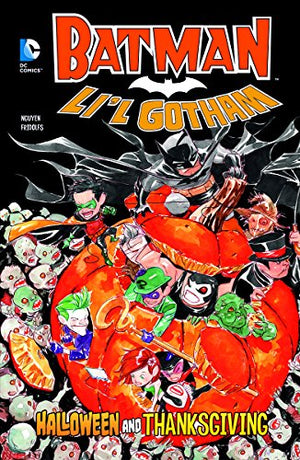 Halloween and Thanksgiving (Batman: Li'l Gotham)