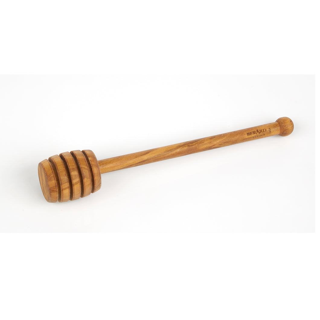 Berard Olive Wood Honey Dipper