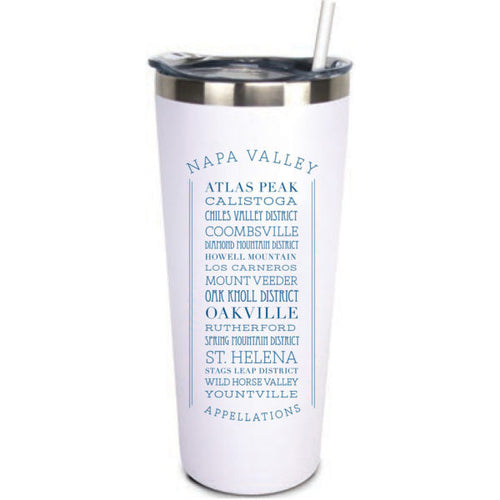 APPELLATIONS NAPA VALLEY TUMBLER