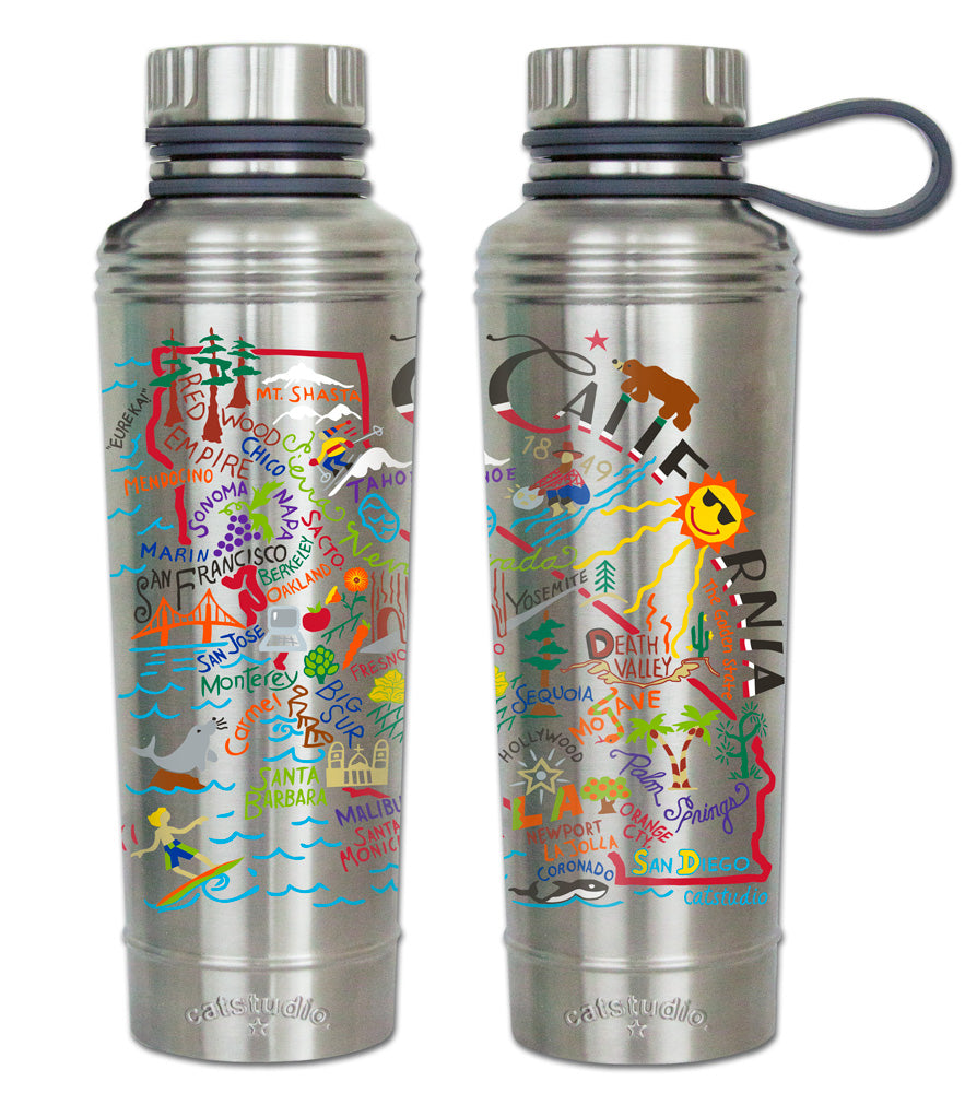 CATSTUDIO CALIFORNIA THERMAL BOTTLE