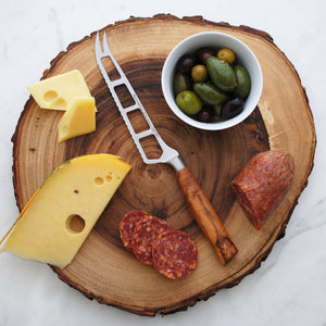 MESSERMEISTER OLIVA ELITE CHEESE & TOMATO KNIFE