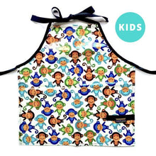IMPWEAR CHILDREN'S APRON- ASSORTED PATTERNS