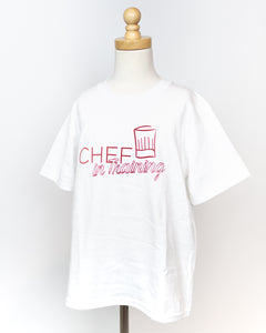 CHEF IN TRAINING KIDS SHIRT
