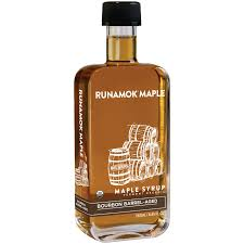 RUNAMOK BOURBON BARREL SYRUP 250ML