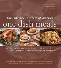 CIA ONE DISH MEALS COOKBOOK