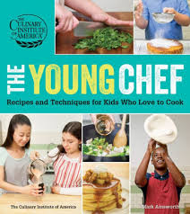 THE YOUNG CHEF COOKBOOK