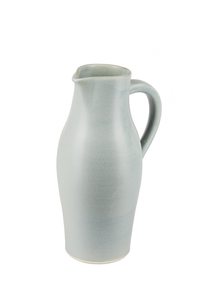 Amanda Wright Pottery Handled Pitcher