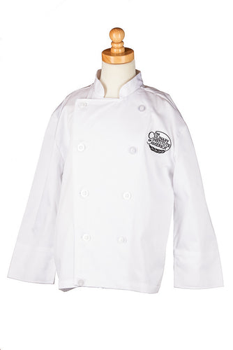 Children's CIA White Chef's Coat
