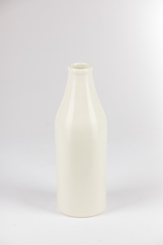 Amanda Wright Pottery Milk Bottle