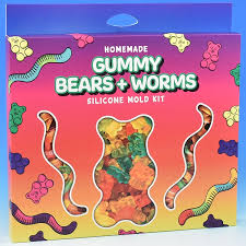 GUMMY BEAR & WORM KIT!