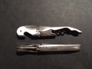 CIA STAINLESS STEEL CORKSCREW