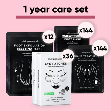 1 Year Care Set