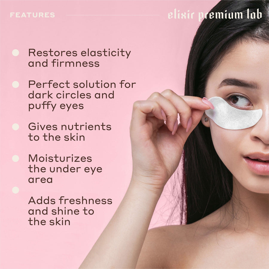 Collagen Eye Patches Set