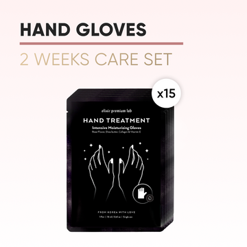 Intensive Moisturizing Gloves Set