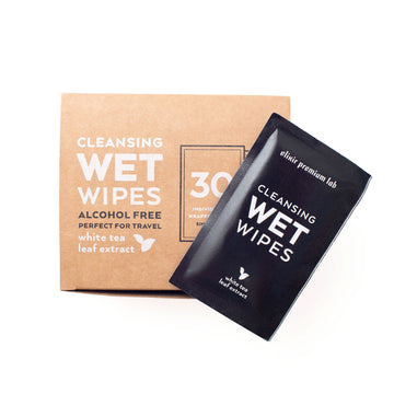 Wet Wipes Cleansing Singles