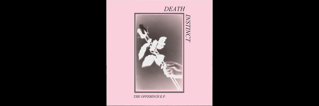 Cassette - Death Instinct - The Offerings