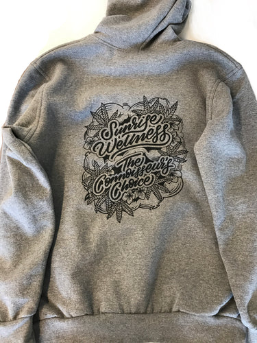 Dazed Cloud Sunrise Hoodie
