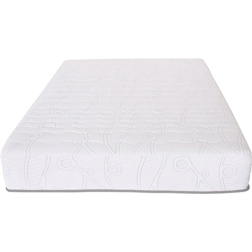 Twin size Innerspring Mattress with Cool Gel Memory Foam Layer
