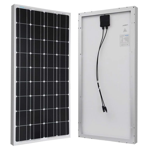 New to solar? This 100-Watt Solar Panel with Charge Controller and Z Mounting Brackets for someone who wants to begin utilizing solar energy for their off-grid adventures. 100-Watt Solar Panel with Charge Controller and Z Mounting Brackets, 30 amp PWM Charge Controller, 20 ft. MC4 Adaptor Kit, and a set of Z-brackets are all included in this specialized kit. This kit is the perfect introduction to solar! the panel