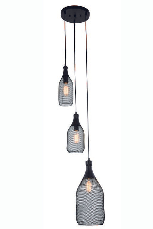 Brighton Collection Pendant Lamp D:12.5