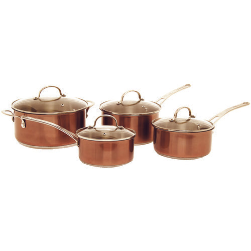 Starfrit 8-piece Copper Cookware Set