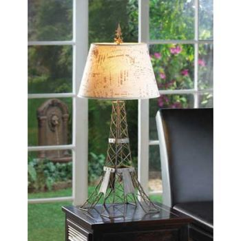 Eiffel Tower Table Lamp