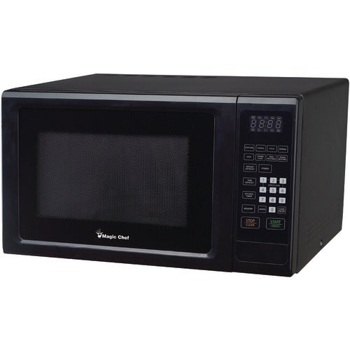Magic Chef 1.1 Cubic-ft, 1,000-watt Microwave With Digital Touch (black)