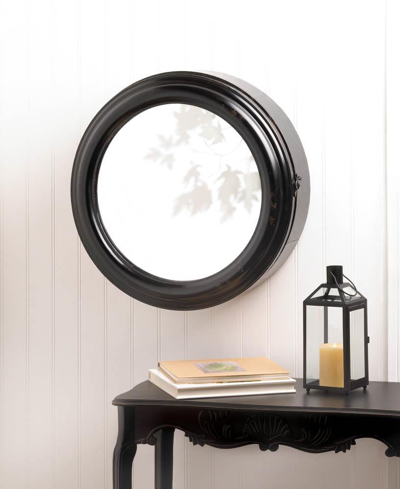 Port View Wall Mirror Cabinet