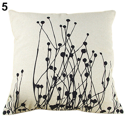 Tall Grass Pillow Cover