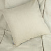 Plain Back Cotton Linen Pillow Cover