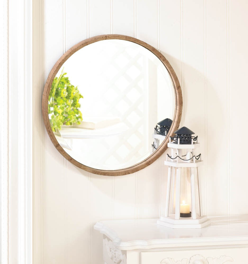 Rope Frame Wall Mirror