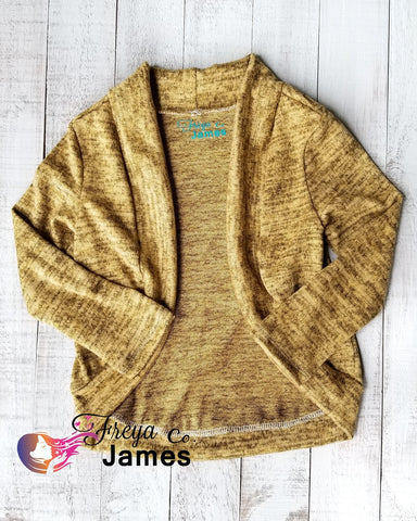 Adult Cardigan - Sweater Knit