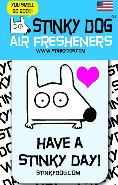 Stinky Dog - Coconut Air Freshener