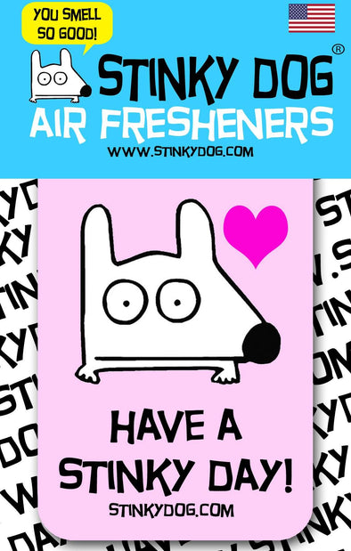 Stinky Dog - Vanillarific Air Freshener