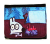 stinky dog camping wallet