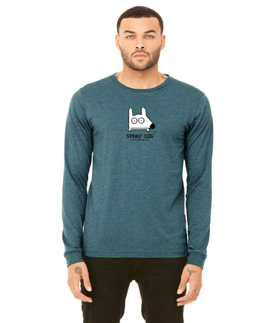Stinky Dog Classic Long Sleeve T-Shirt