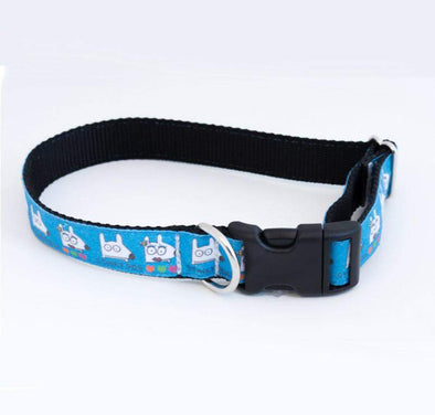 Stinky Dog - Dog Collar | Blue Love