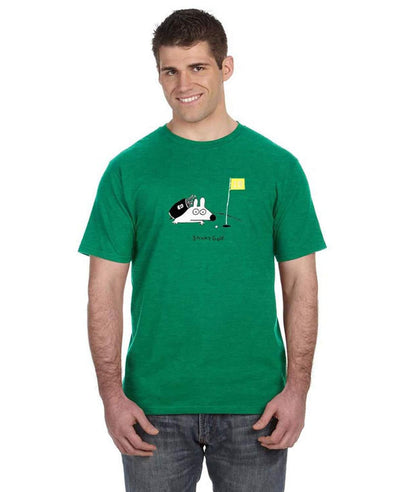 Stinky Dog Golf T-Shirt