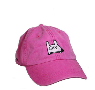 Stinky Dog KIDS Classic Cap | Bubblegum Pink