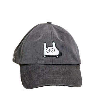 Stinky Dog-Classic Cap | Charcoal Grey