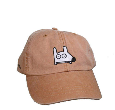 Stinky Dog-Classic Cap | Terra Cotta