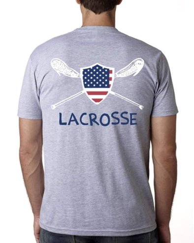 Stinky Dog Lacrosse T-Shirt