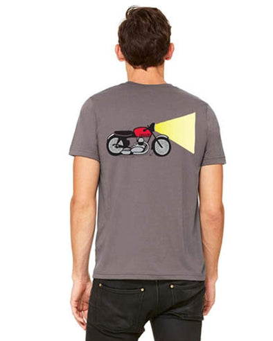 Stinky Dog Motorcycle T-Shirt