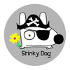 stinky dog pirate