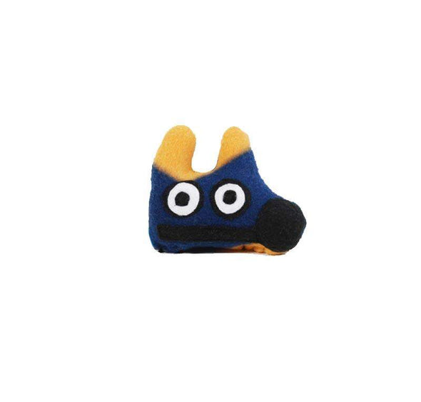 Stinky Dog Orange Navy Stinky Baby-Plush